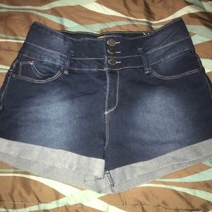 YMI high waist shorts